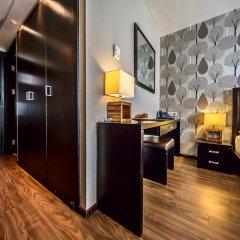 Boutique Hotel Budapest 4* Стандартный номер с двуспальной кроватью фото 6