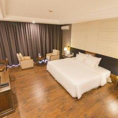 Saigon Halong Hotel 4* Номер Делюкс с различными типами кроватей фото 2