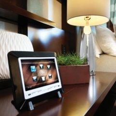 Отель ARIA Resort & Casino at CityCenter Las Vegas 5* Номер Делюкс с двуспальной кроватью фото 9