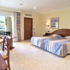 Hotel Capricho 3* Стандартный номер с различными типами кроватей фото 6