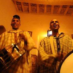 Отель Kasbah Dar Daif Марокко, Уарзазат - отзывы, цены и фото номеров - забронировать отель Kasbah Dar Daif онлайн развлечения