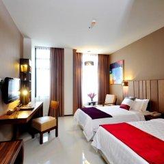Grand Howard Hotel 4* Улучшенный номер с различными типами кроватей