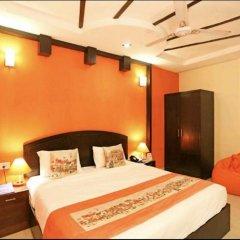 Hotel Unistar 3* Номер Делюкс с различными типами кроватей фото 6