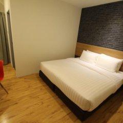 Отель Pula Residence Бангкок комната для гостей фото 13