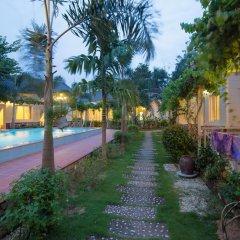 Отель Blue Paradise Resort 2* Стандартный номер с различными типами кроватей фото 21