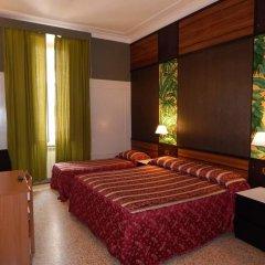 Hotel Milazzo Roma 2* Стандартный номер с различными типами кроватей фото 6