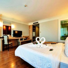 Jomtien Garden Hotel & Resort 4* Номер Делюкс с различными типами кроватей фото 25