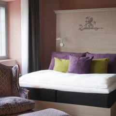 Festningen Hotel & Resort комната для гостей фото 4