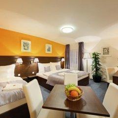 Hotel U Martina - Smíchov 3* Стандартный номер с разными типами кроватей фото 5