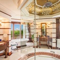 Отель The Oberoi Amarvilas, Agra 5* Люкс повышенной комфортности с различными типами кроватей фото 7
