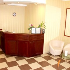 Гостиница Сафьян интерьер отеля
