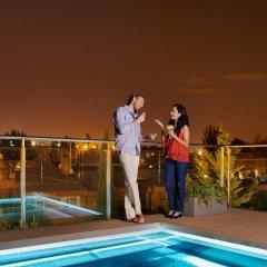 Отель Globales Acis & Galatea Мадрид бассейн