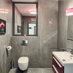 Апартаменты Friendly Inn Apartments ванная