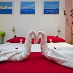 Апартаменты Studio Venera Семейная студия с двуспальной кроватью фото 22