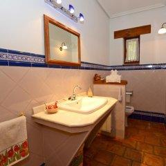 Hotel-Posada La Casa de Frama ванная