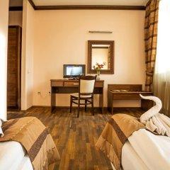 Teteven Hotel 3* Стандартный номер разные типы кроватей фото 2