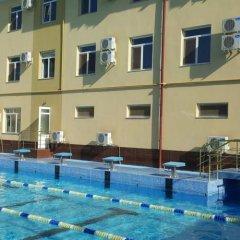 Отель Мехнат Узбекистан, Ташкент - 1 отзыв об отеле, цены и фото номеров - забронировать отель Мехнат онлайн бассейн фото 2