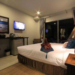 Отель The Guide Hometel 2* Номер Делюкс разные типы кроватей фото 3