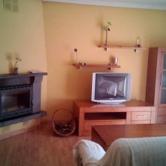 Отель Departamento Cortes de Aragon удобства в номере