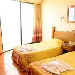 Отель CLASS BEACH MARMARİS 3* Стандартный семейный номер с двуспальной кроватью фото 12