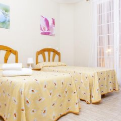 Отель Hostal Salamanca Стандартный номер с двуспальной кроватью (общая ванная комната) фото 4