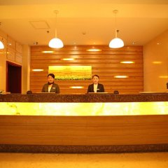 Отель Yitel Collection Xiamen Zhongshan Road Seaview Сямынь интерьер отеля