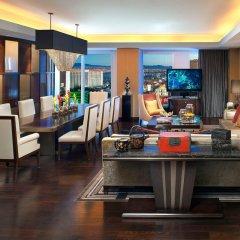 Отель Waldorf Astoria Las Vegas 5* Люкс с различными типами кроватей фото 5