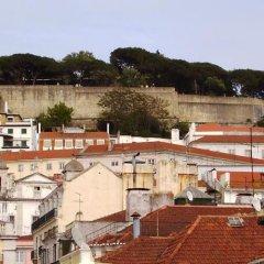 Отель Pensao Moderna Португалия, Лиссабон - отзывы, цены и фото номеров - забронировать отель Pensao Moderna онлайн балкон