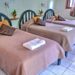 Hotel Jaguar Inn Tikal 3* Стандартный номер с различными типами кроватей