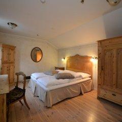 Отель GamlaVærket Gjæstgiveri og Tracteringssted 3* Стандартный номер с двуспальной кроватью