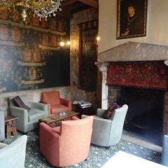 Отель Duc De Bourgogne Бельгия, Брюгге - отзывы, цены и фото номеров - забронировать отель Duc De Bourgogne онлайн интерьер отеля