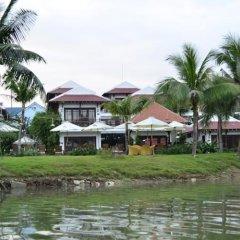 Отель Riverside Bamboo Resort Хойан приотельная территория фото 2