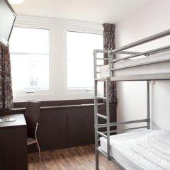 Euro Hostel Glasgow Стандартный номер с различными типами кроватей фото 6