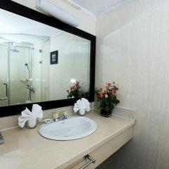 Medallion Hanoi Hotel 4* Улучшенный номер двуспальная кровать