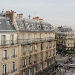 Отель Hôtel Metropol балкон