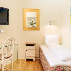 Hotel Park Bergen 4* Стандартный номер фото 4
