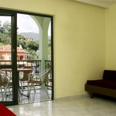 Апартаменты Can Apartments балкон