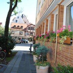 Отель Franconia City Hotel Германия, Нюрнберг - отзывы, цены и фото номеров - забронировать отель Franconia City Hotel онлайн фото 2