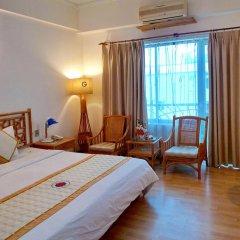 Green Hotel Nha Trang 3* Улучшенный номер фото 7
