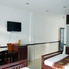 Отель Hoi Pho Стандартный номер с различными типами кроватей фото 7