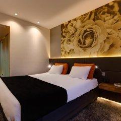 Отель Hôtel Elixir 3* Стандартный семейный номер с двуспальной кроватью фото 6