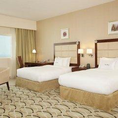 Отель Doubletree By Hilton Ras Al Khaimah 4* Номер Делюкс с различными типами кроватей фото 4