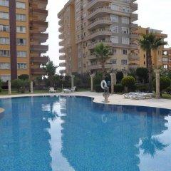 Отель Comfort Appartments Alanya бассейн