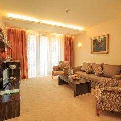Отель Park Hotel Pirin Болгария, Сандански - отзывы, цены и фото номеров - забронировать отель Park Hotel Pirin онлайн комната для гостей фото 4