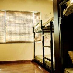 goStops Delhi (Stops Hostel Delhi) Кровать в общем номере с двухъярусной кроватью фото 14