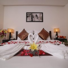 Edele Hotel Nha Trang 3* Улучшенный номер с различными типами кроватей фото 4