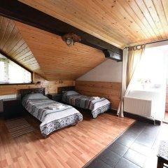 Гостиница Куршале Номер Комфорт разные типы кроватей фото 3