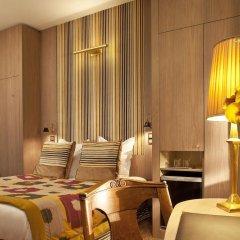 Отель Hôtel Regent's Garden - Astotel 4* Улучшенный номер с различными типами кроватей фото 5