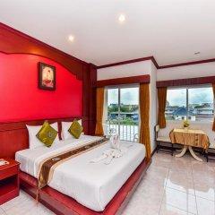 Отель Art Mansion Patong 3* Улучшенный номер с двуспальной кроватью фото 9