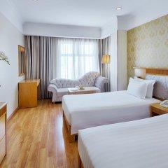 Отель Silverland Central - Tan Hai Long 4* Улучшенный номер фото 5